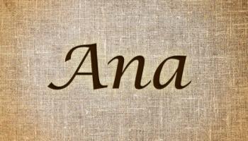 Quem foi Ana, mãe de Samuel?