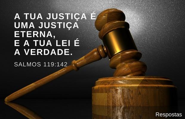 Justiça eterna