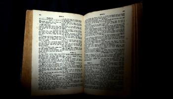 20 Curiosidades Bíblicas que você precisa conhecer