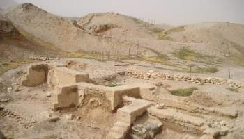 Josué e as muralhas de Jericó