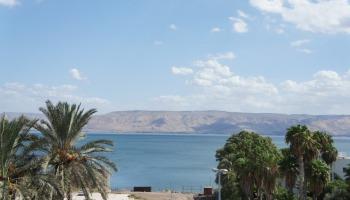 Onde fica o Mar da Galileia que aparece na Bíblia