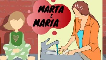 Quem eram Marta e Maria?