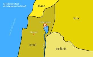 Cafarnaum: como era a cidade nos tempos Jesus que aparece na Bíblia