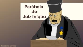 Qual é o significado da parábola do juiz iníquo?