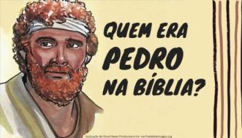 Quem era Pedro na Bíblia?