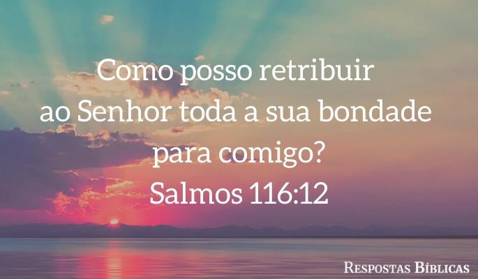 Salmos 116:12