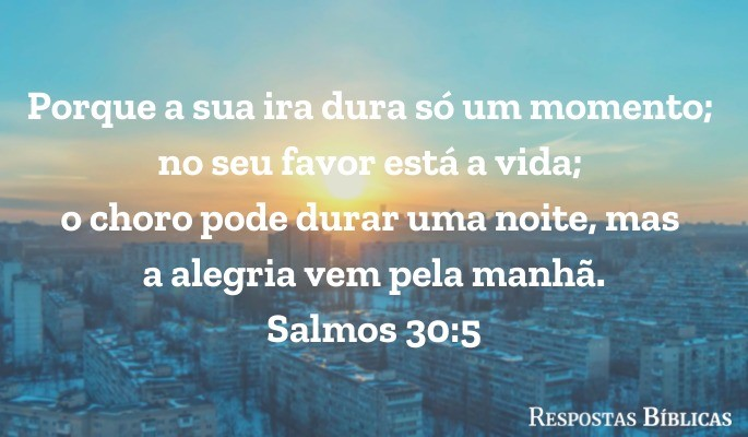 Salmo 30 5