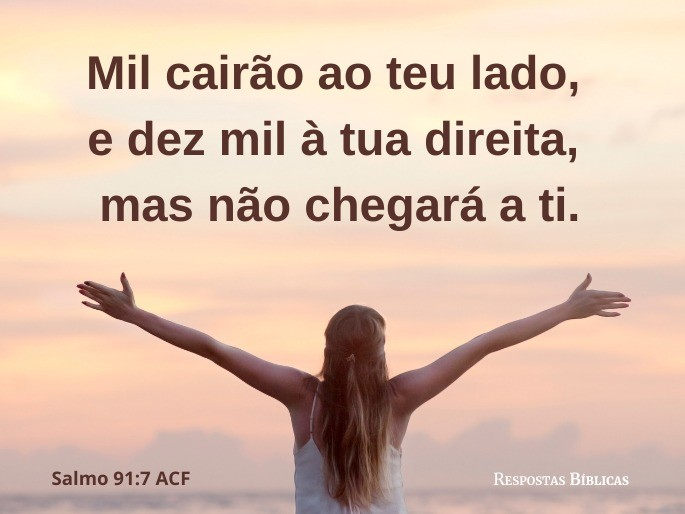 Salmo 91:1 ACF