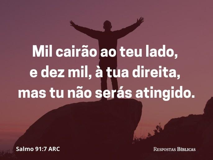 Salmo 91:7 ARC