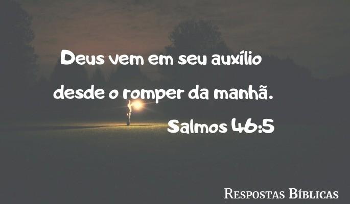Salmos 46 5