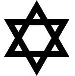 simbolo estrela de davi