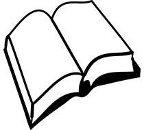 Simbolo livro aberto