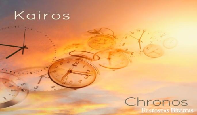 Kairos chronos